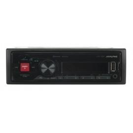 Radioodtwarzacz samochochodowy ALPINE USB/iPod  UTE-72BT