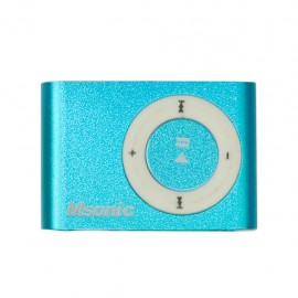 Msonic odtwarzacz MP3 MM3610B niebieski