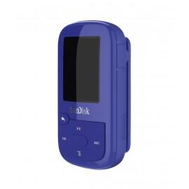 SANDISK MP3 CLIP SPORT PLUS 16GB CZERWONY