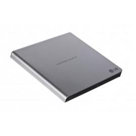 Nagrywarka DVD LG GP57ES40 USB 2.0 Zewnętrzny Srebrny