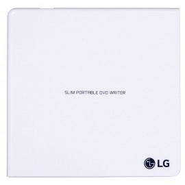 Nagrywarka DVD LG GP57EW40 USB 2.0 Zewnętrzny Biały