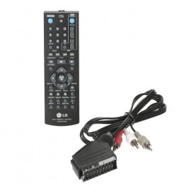 Odtwarzacz DVD LG DP542H ( czarny )