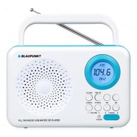 Radioodtwarzacz Blaupunkt PP12WH Biało-niebieski