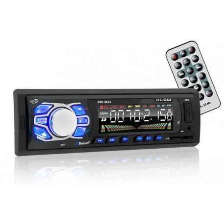Radio BLOW AVH-8624 MP3/USB/SD/MMC/BT